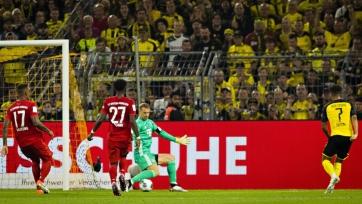 «Боруссия» из Дортмунда выиграла Суперкубок Германии, обыграв «Баварию»