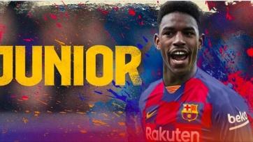 «Барселона» купила Фирпо. Клаусула составила 200 млн евро