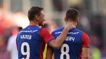 ЦСКА на выезде обыграл «Рубин»