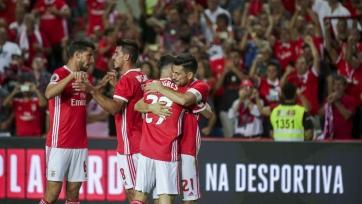 «Бенфика» стала обладателем Суперкубка Португалии, разгромив «Спортинг»