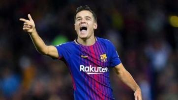 «Барселона» не расстанется сейчас с Коутиньо