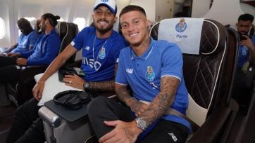 «Порту» объявил список игроков на матч Лиги чемпионов с «Краснодаром»