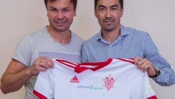 МФК «Актобе» пополнился украинским защитником