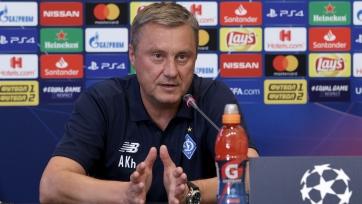 Хацкевич высказался по поводу участия Цыганкова и Родригеса в первом матче против «Брюгге»