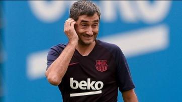 Вальверде недоволен поездкой «Барселоны» в США