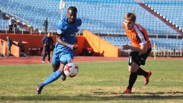 Бывший нападающий «Черноморца» и двух казахстанских клубов перешел в «Канн»