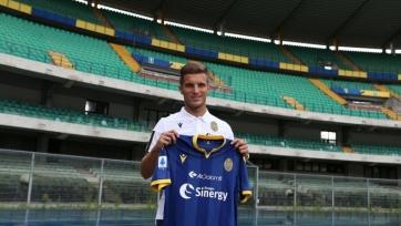 Лазович сменил клуб в Серии А