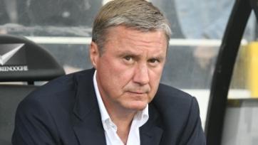 Хацкевич: «Хотели забить гол, хотели усилить атаку»
