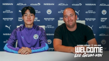 «Манчестер Сити» объявил о подписании футболистки из Южной Кореи
