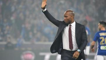 Дрогба претендует на пост президента Федерации футбола  Кот-д'Ивуара