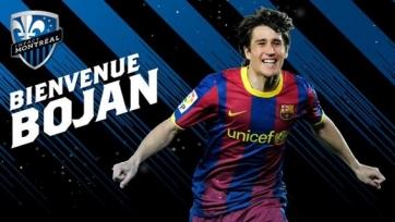 Бывший игрок «Барселоны» и «Ромы» Кркич нашел новый клуб
