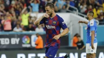 «Барселона» победила «Наполи»