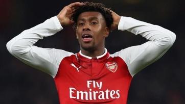«Эвертон» может подписать нападающего лондонского «Арсенала»