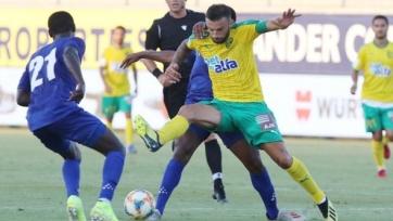 Гол украинца Яремчука не помог «Генту» обыграть кипрский АЕК в матче Лиги Европы