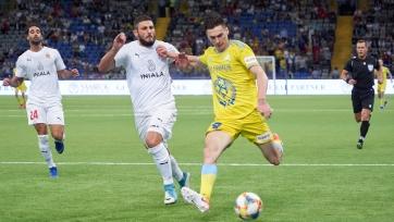 «Астана» - «Валлетта» - 5:1. Обзор матча
