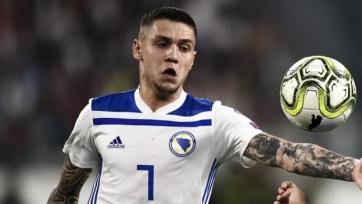 Полузащитник сборной Боснии и Герцеговины перешел из «Эвертона» в «Шеффилд Юнайтед»