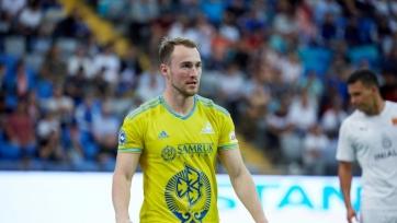Назван лучший игрок матча «Астаны» с «Валлеттой» в Лиге Европы