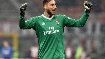 «Милан» готов продать Доннарумму «ПСЖ» за 50 млн евро