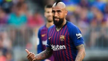 Видаль принял решение остаться в «Барселоне»