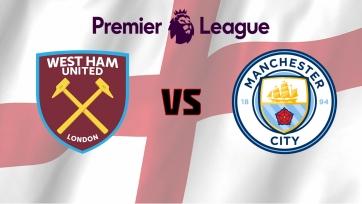 «Вест Хэм» - «Манчестер Сити» - 0:5. Текстовая трансляция матча