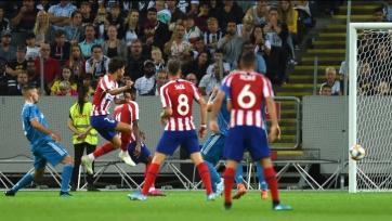 Фелиш принес победу «Атлетико» в матче Международного кубка чемпионов над «Ювентусом»