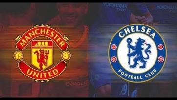 «Манчестер Юнайтед» - «Челси». Стартовые составы команд