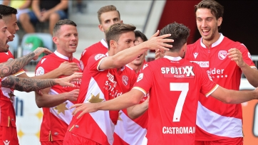 «Тун» выиграл в национальном чемпионате перед ответным визитом к «Спартаку»