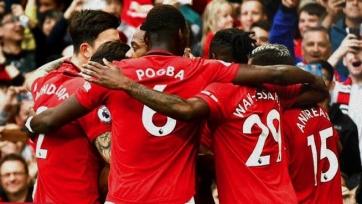 «Манчестер Юнайтед» поиздевался над «Челси» в дебютном поединке Лэмпарда