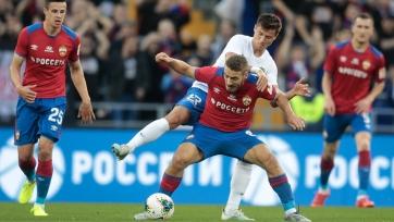 ЦСКА и «Сочи» поделили очки