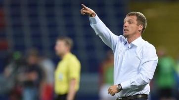 Гончаренко остался недоволен судейством матча против «Сочи»