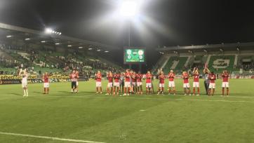 Болгарский ЦСКА перед ответной игрой с «Зарей» в чемпионате не выиграл
