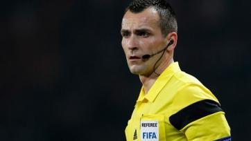 «Динамо» с «Брюгге» рассудят хорватские арбитры