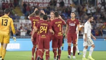 «Рома» по пенальти переиграла в спарринге «Реал»