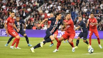 «ПСЖ» разгромил «Ним» в стартовом туре чемпионата Франции