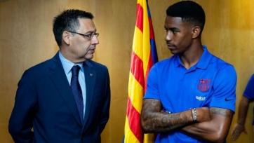 Новый Альба? Пять фактов о новичке «Барселоны» Хуниоре Фирпо