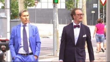 Агенты Неймара находятся в офисе «Барселоны»