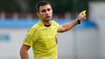 В матче РПЛ «Ахмат» - «Спартак» публично обозвали арбитра. Видео
