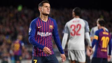 «Барселона» передумала отдавать в аренду Коутиньо