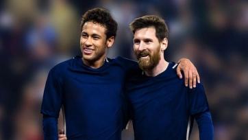 Месси попросил Неймара не соглашаться на переход в «Реал»