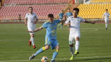 В 23 туре КПЛ не состоится матч «Атырау» - «Астана»