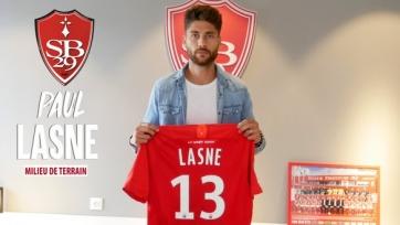 «Брест» подписал полузащитника с богатым опытом выступлений в Лиге 1