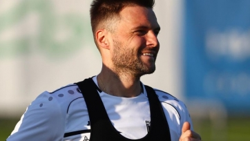 Гранат возобновил тренировки с «Рубином»