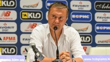 Хацкевич: «Каждый год у нас новые надежды»