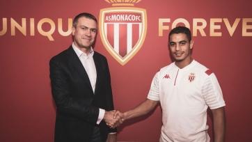 «Монако» объявил о трансфере Бен Йеддера