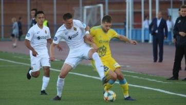 Стало известно расписание игр третьего круга казахстанской Премьер-лиги