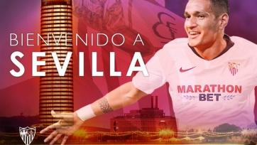 Полузащитник «Монако» перешел в «Севилью»