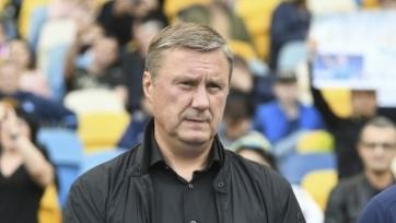 «Динамо» уволило Хацкевича