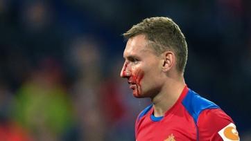 Миладинович дисквалифицирован на четыре матча