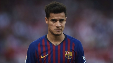 Агент Коутиньо обсудит с «Барселоной» будущее своего клиента