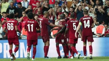 «Ливерпуль» с очередным трофеем, Роналду – с травмой, киевское «Динамо» – без главного тренера